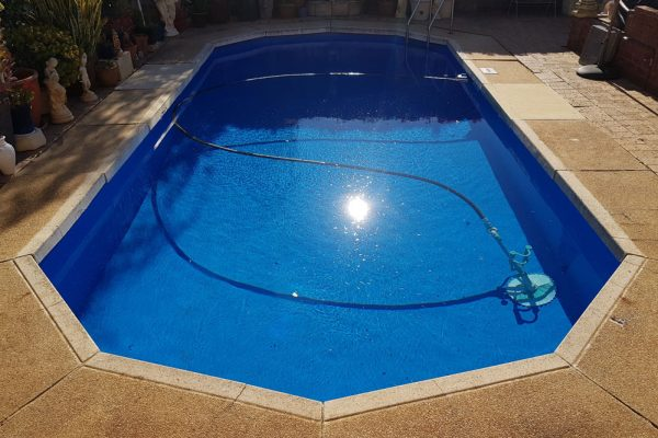 After Concrete Resurfacing - Pools 101