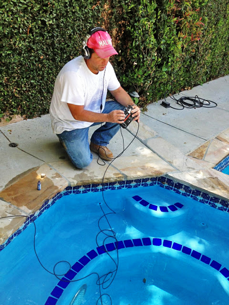 Swimming Pool Leak Detection Amp Repairs In Wa Pools 101